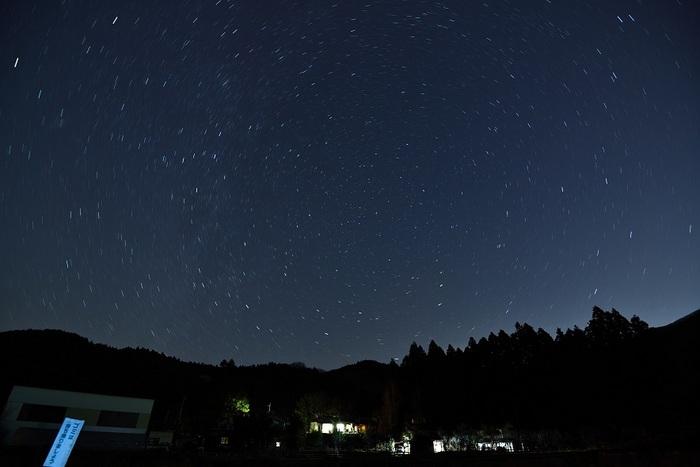 星下の明り