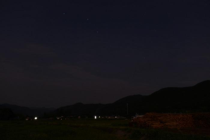 湿夜の北斗