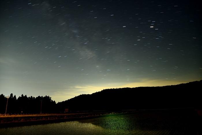 深夜の初夏